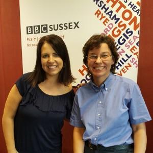 chantry health at bbc radio sussex