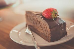 PMS Hormonal Imbalance choc cake