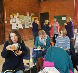 chantry health workshops